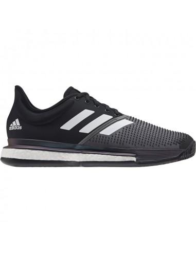 Zapatilla Adidas Solecourt M Clay...